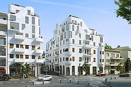 Hertzl-Matalon, Tel Aviv