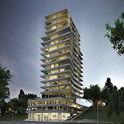 Loft Tower, Haifa