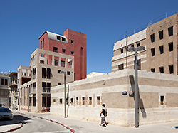 The Shekem Court, Jaffa, Tel Aviv