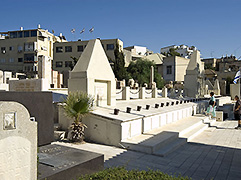 Trumpeldor Old Cemetery, Tel Aviv